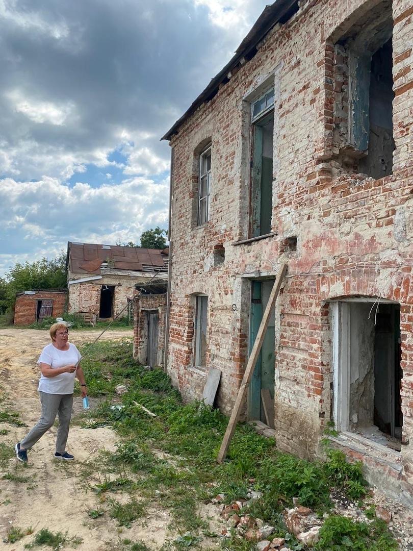 Идет подготовка проекта реставрации объекта «Службы. Дом Тулинова»