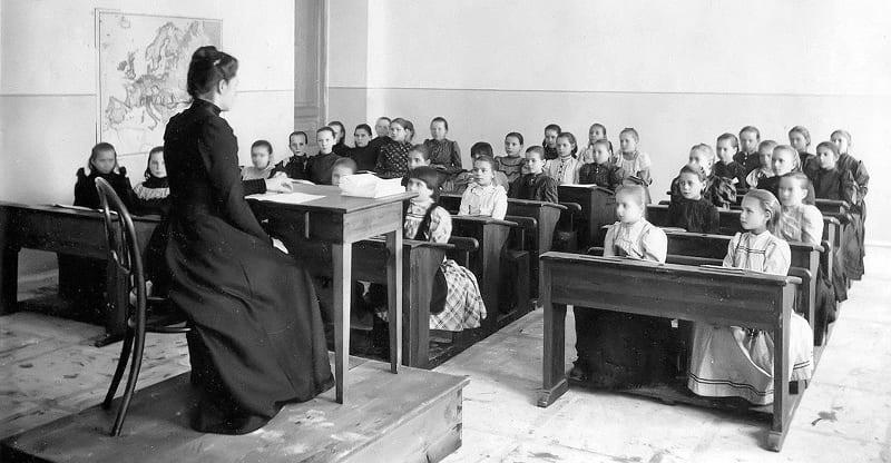 """Онлайн лекция """"Система образования в Российской империи""""."""