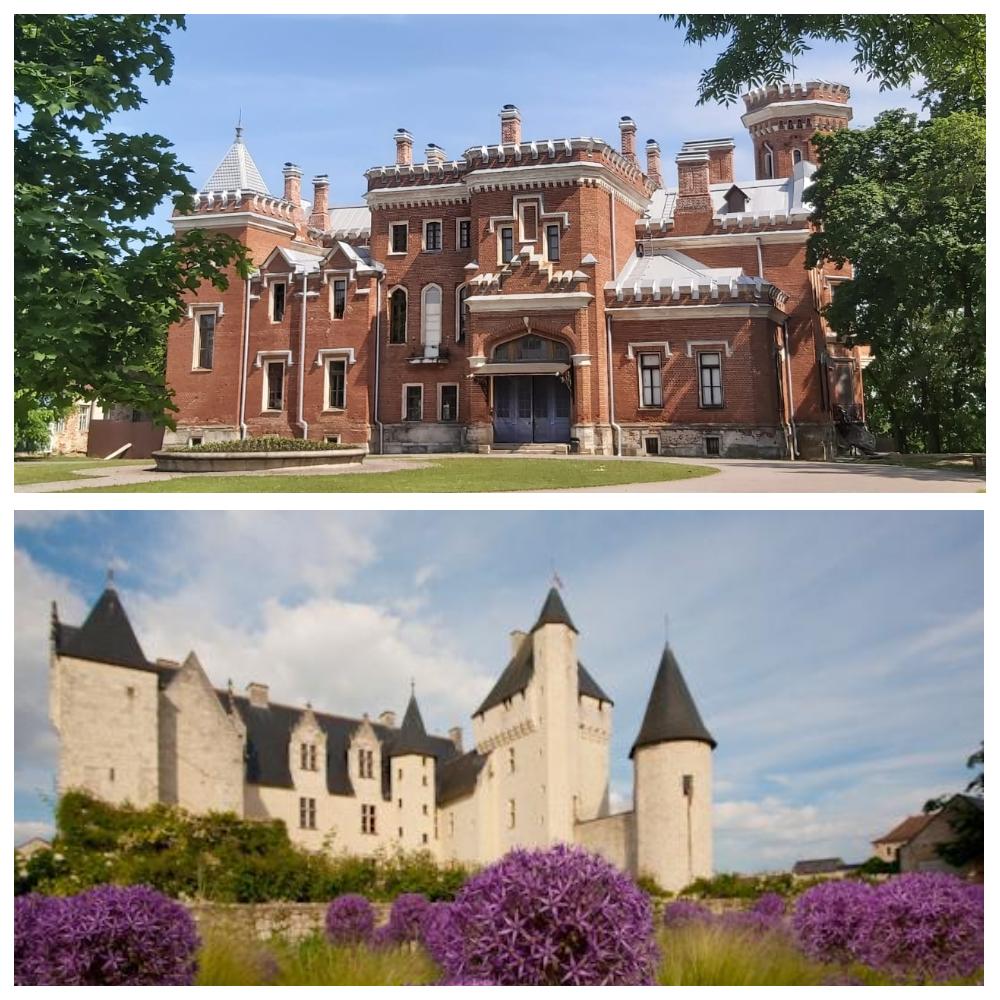 Партнерство Дворца Ольденбургских и замка Риво.